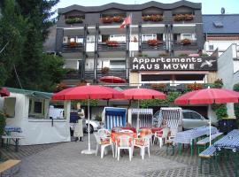 Hotel Haus Möwe, Hotel in Cochem