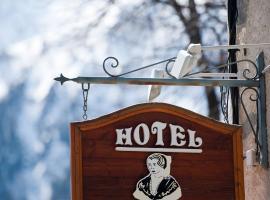 Chalet et Hotel La Tarine, hôtel à Peisey-Nancroix