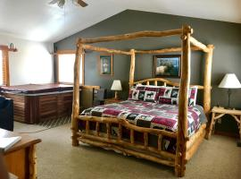 Mountain Shadows Resort, hotel with jacuzzis in Estes Park