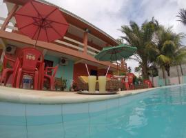 Pousada Manupi, hotel near Carneiros Beach, Tamandaré