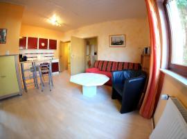Kuckucksnest, self catering accommodation in Bielefeld