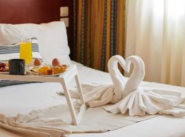 Athens Golden City Hotel, hotell i Aten