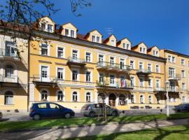 Dr. Adler Spa & Kurhotel, отель во Франтишкови-Лазне