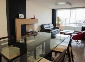 APARTAMENTOS EL DERBY 511, self catering accommodation in Lima