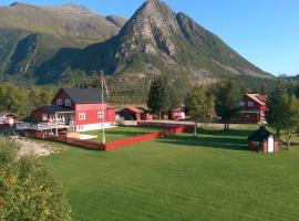 Reipå Camping, hotel near Svartisen Glacier, Reipå