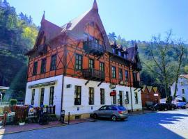 Hotel U Lípy, Hotel in der Nähe von: Toskana Therme Bad Schandau, Hřensko