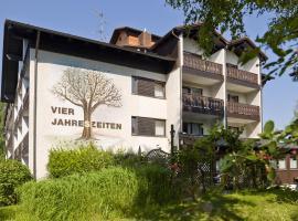 Hotel Garni Vier Jahreszeiten, Hotel in Bad Füssing