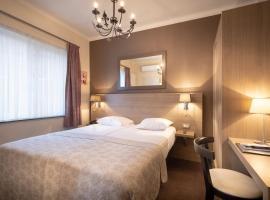 Hotel Albert I, hotel din Bruges