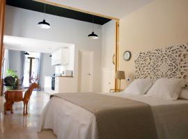 Casa en Plaza de la Merced_Centro Flamenco_Cádiz, hotel cerca de Catedral de Cádiz, Cádiz