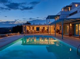 Marble Villas, hotel near Agios Fokas Beach, Tinos Town