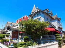 Beauclaires Bed & Breakfast, B&B in Cape May