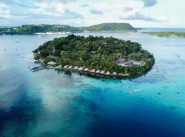 Iririki Island Resort & Spa, hotel in Port Vila