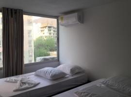 Apartamento 6-A, hotel cerca de Playa El Rodadero, Santa Marta