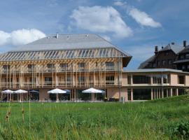 Natur & Wellnesshotel Breggers Schwanen - Bernau im Schwarzwald, hotel in Bernau im Schwarzwald