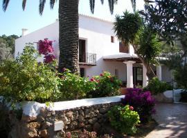 Agroturismo Can Pere Sord, farm stay in Sant Joan de Labritja