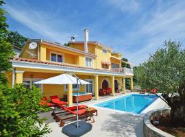 Holiday Home Villa Olea, hotel with jacuzzis in Opatija