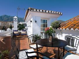Holiday Home Marbella old town, luxury hotel in Marbella