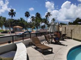 Quarto em Residencia com Piscina Frente Mar, homestay in Maceió