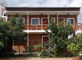 Brisa da Serra Pousada Hotel, guest house in Sobral