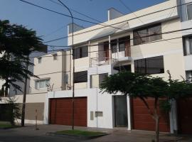 Departamento en el centro de San Borja (Rubens), hotel near Lima Convention Center, Lima