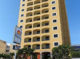 Hotel Bello Veracruz, hotel in Veracruz