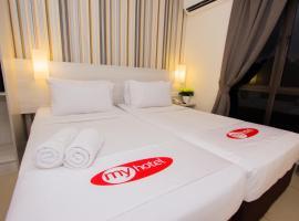 My Hotel @ Sentral, hotel in Brickfields, Kuala Lumpur