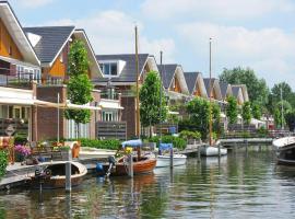 Apartment De Meerparel-9, hotel in Uitgeest