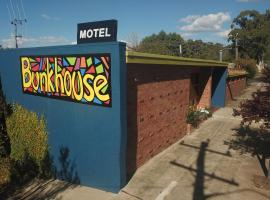 Bunkhouse Motel, motel in Cooma