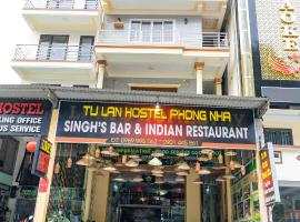 Tu Lan Hostel Phong Nha, khách sạn ở Phong Nha