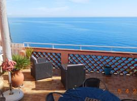 Le Mouret, pet-friendly hotel in Collioure