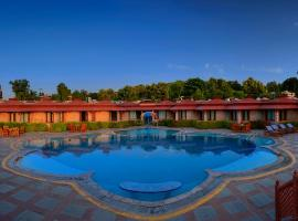 The Orchha Resort, hotel in Orchha