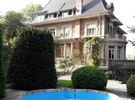 Hotel de France, hotel in Montbéliard