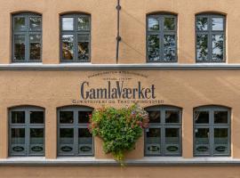 GamlaVaerket Hotel, Hotel in Sandnes