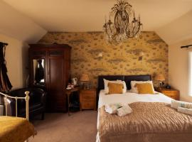The Union Inn, boutique hotel in Cowes