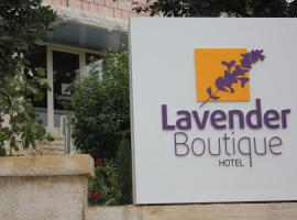 Lavender Boutique Hotel, hotel near Birzeit University, Ramallah