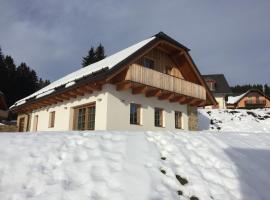 Pod Stezkou, hotel near Strecha Ski Lift, Lipno nad Vltavou