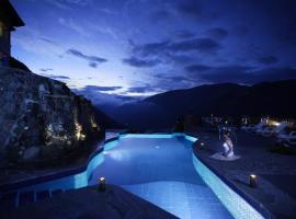Luna Volcán, Adventure SPA, hotel em Baños