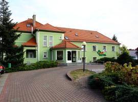 Park Hotel – hotel w mieście Rzepin