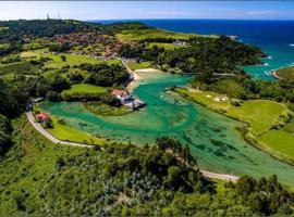 Apartamentos Rurales Playas De Niembro, hotel near Torimbia Beach, Llanes
