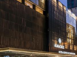 Almacruz Hotel y Centro de Convenciones (Ex Galerías), hotel cerca de Museo Chileno de Arte Precolombino, Santiago