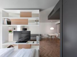 SMARTments business München Parkstadt Schwabing, serviced apartment in Munich