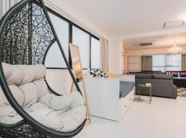 Higobashi AFP Luxury Apartment, apartment in Osaka