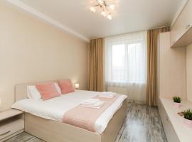 Two Bedroom Apartments Comfort - Двухкомнатная квартира Комфорт, 6 спальных места, RentHouse, hotel in Novosibirsk