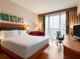 Hilton Garden Inn Sevilla, hotel cerca de Aeropuerto de Sevilla - SVQ, Sevilla