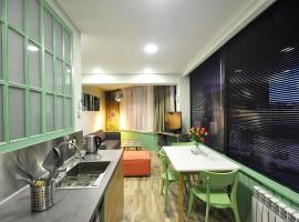 Modern Apartments, hotel in Tbilisi City