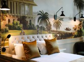 Villa Pruly Hotel Cannes Centre, hotel near Old Course Golf Club, Cannes