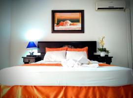 Hotel el Atajo, отель в городе Йопаль