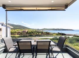 Cape Sea View Apartment at Sounio, apartment in Sounio