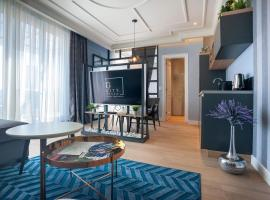 Dj City Vista Luxury Apartments, apartman u Beogradu