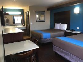 Crystal Palace Inn, hotel near California Science Center, Maywood